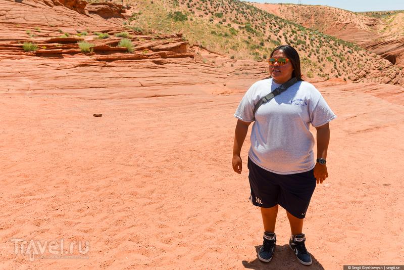 Путеводитель по каньону Антилопы / Фото из США
