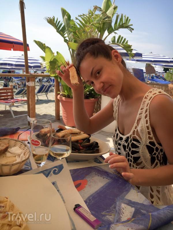 Итальянские каникулы. Спокойствие острова Искья / Италия