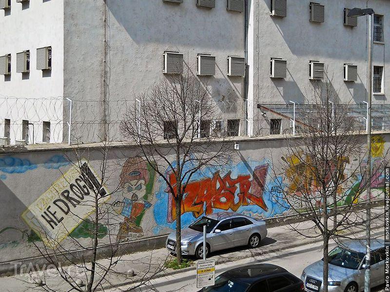 Мостар. Берега попутал / Босния и Герцеговина