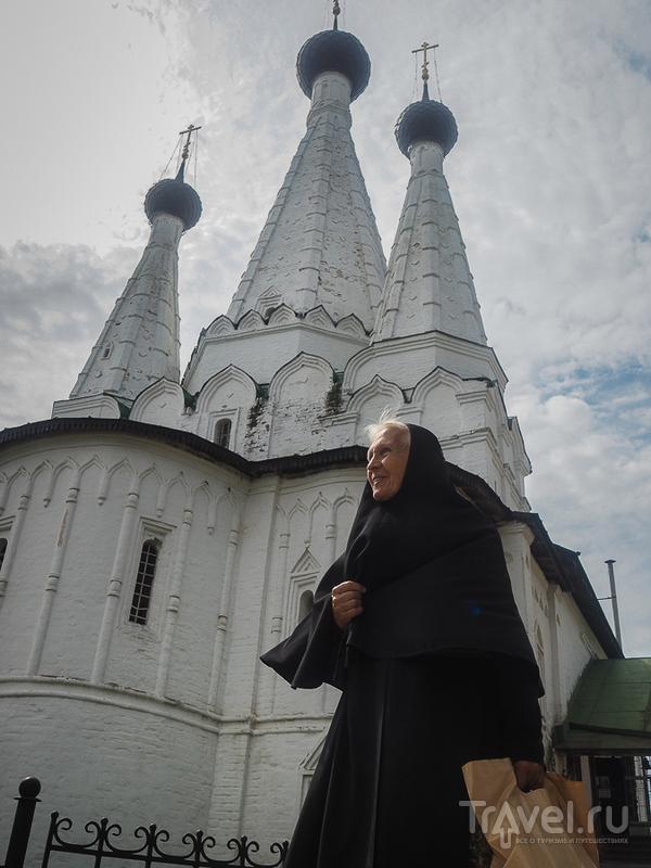 Заповедный уголок / Фото из России