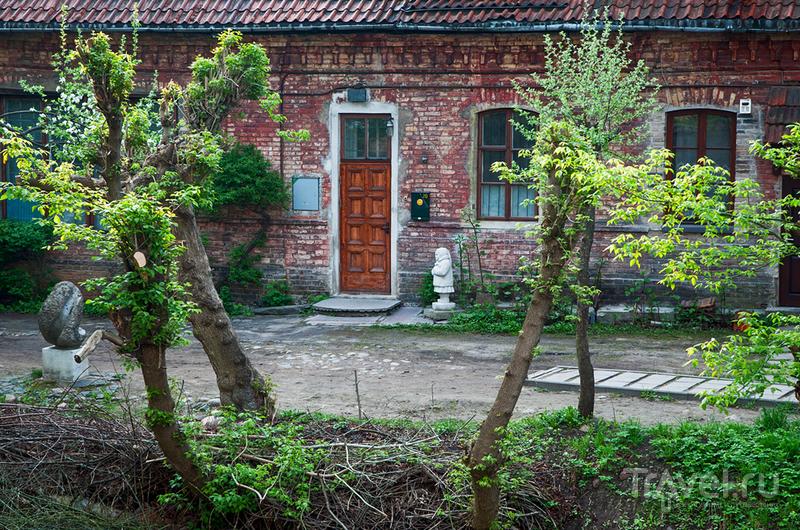 Ужупис без конституции и президента / Фото из Литвы