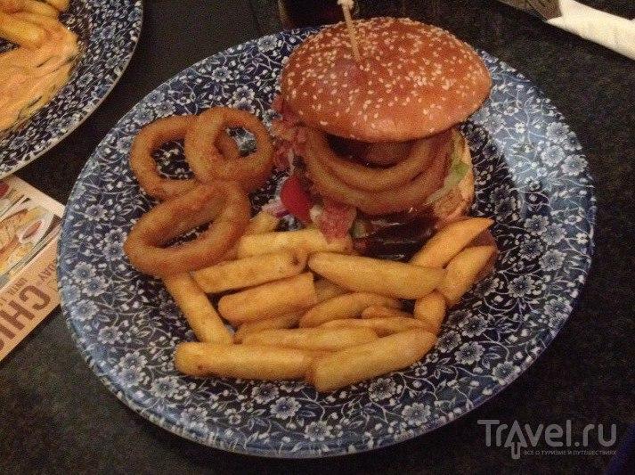Что поесть в Лондоне? / Великобритания