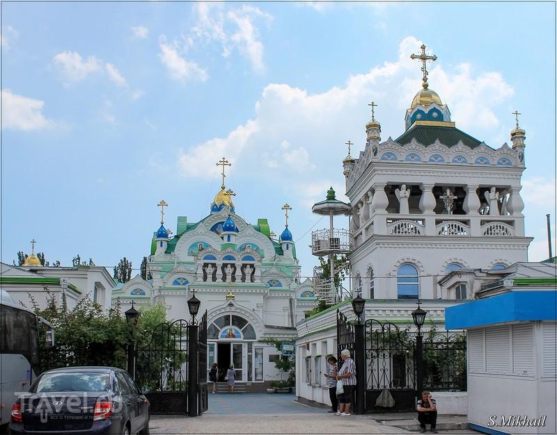 Екатерининская церковь в Феодосии / Россия