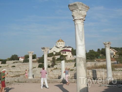 Свято-Климентовский монастырь, Херсонес и Севастополь / Россия