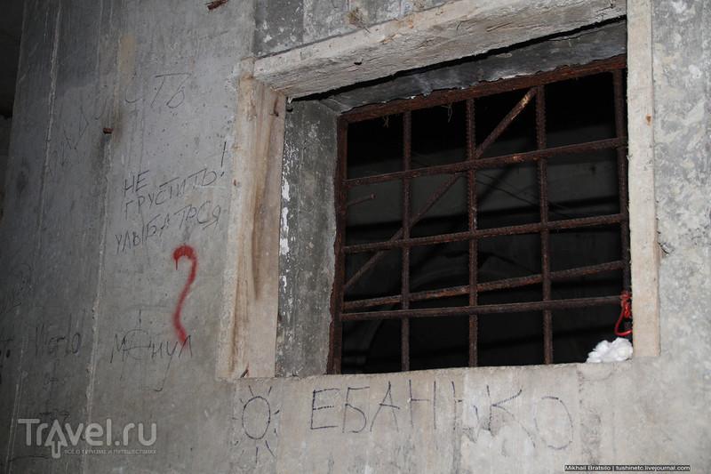 Как мы под землёй чуть-чуть до Александровского сада не дошли / Россия