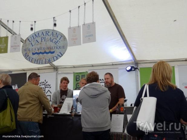 Хельсинки: пивной фестиваль в финском варианте / Финляндия