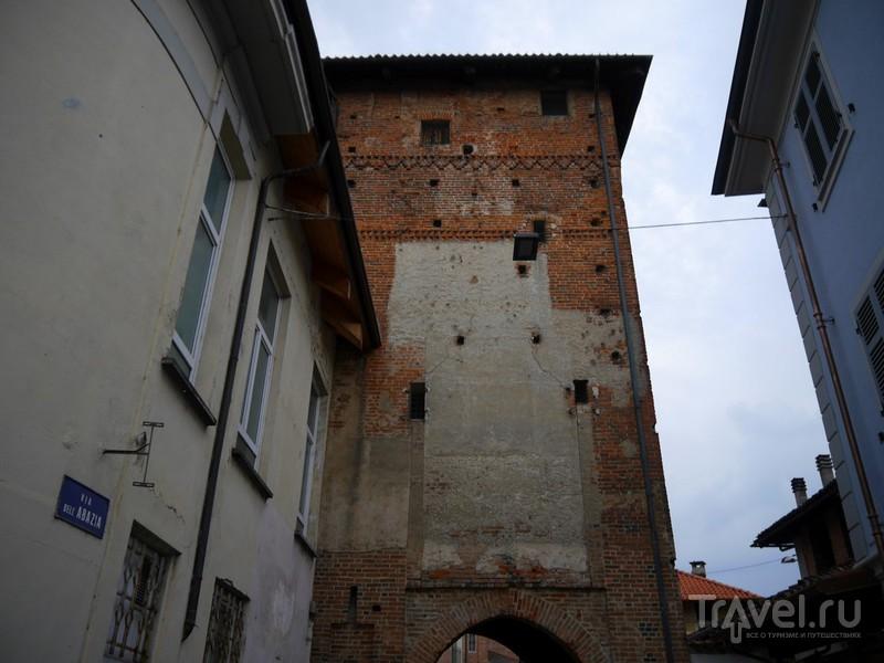 Сан-Бениньо-Канавезе. Итальянская провинция XI века / Италия