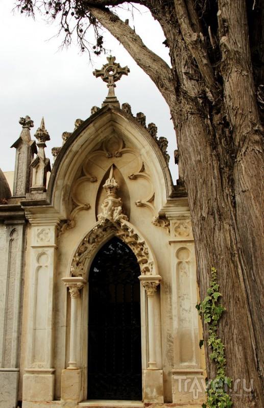 Искусство и смерть: модернистское кладбище в Ллорет-де-Маре / Испания