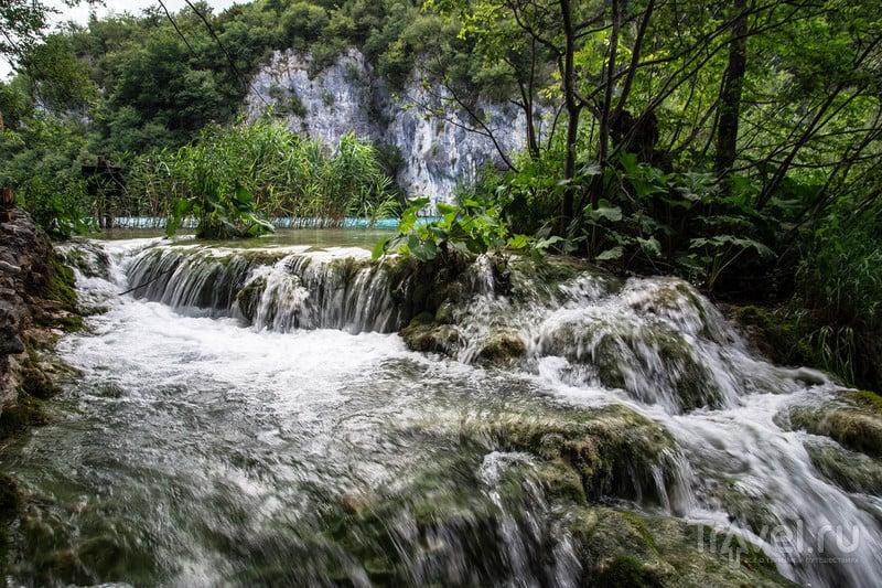 Национальный парк Плитвицкие Озера / Хорватия