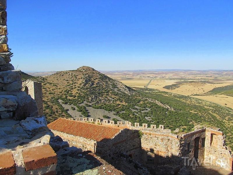 Крепость Калатрава ла Нуэва / Испания