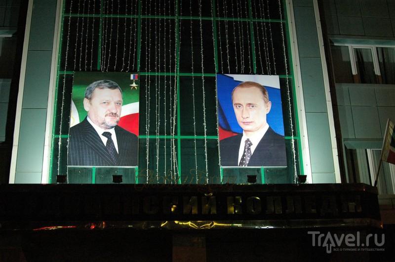 Современная Чечня: новое туристическое направление? / Россия