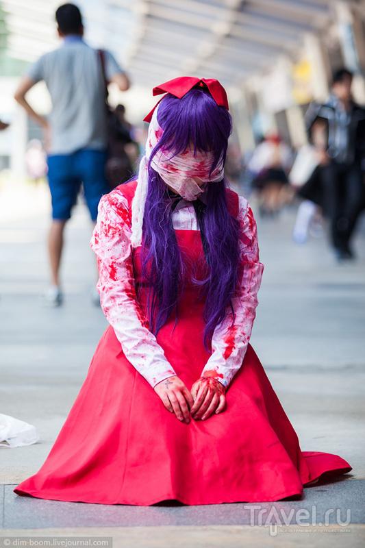 Буйство цветов, аниме и комиксов / Южная Корея