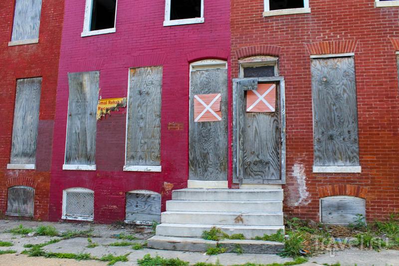 Балтиморское гетто / США