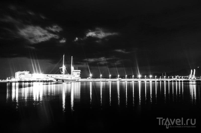Ночная Риека / Хорватия