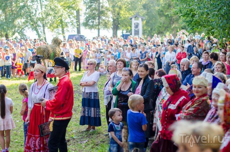 Точное количество гостей на праздник еникто не считал, но сошлись во мнении: в этом году их много больше, чем в прошлом / Фото из России