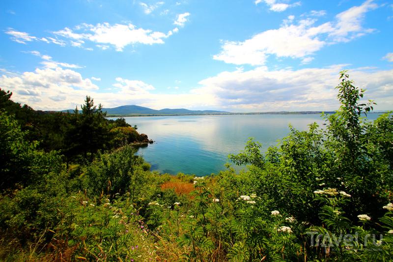 Пейзажи Болгарии. Окрестности Созополя / Болгария