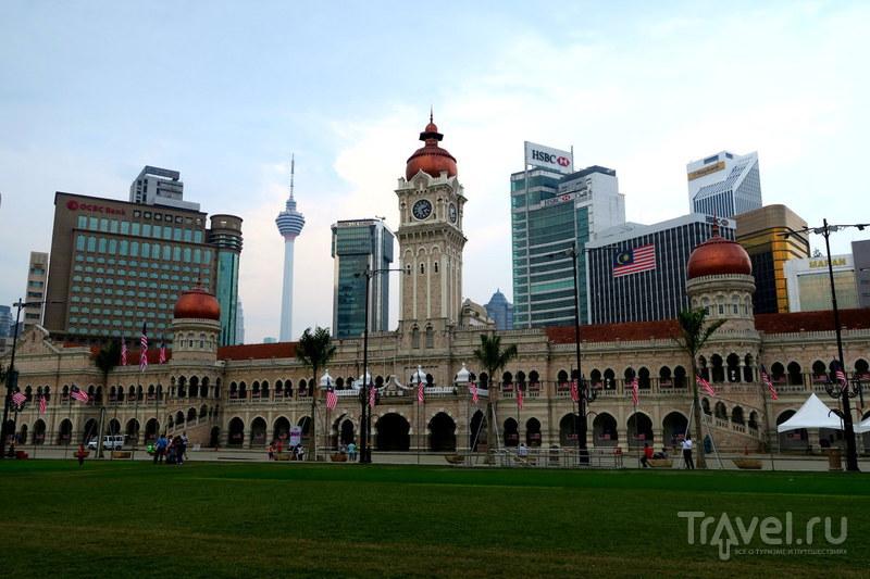 Малайзия: Один день в Куала-Лумпуре / Малайзия