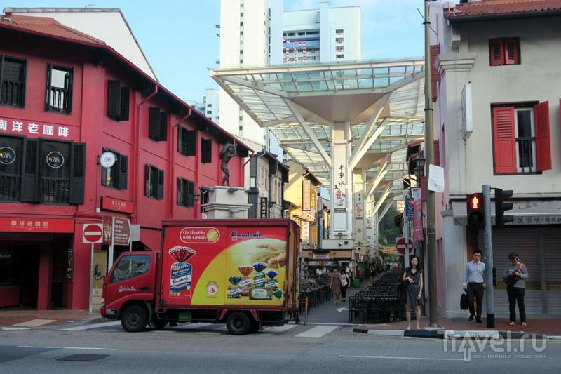 Сингапур: всякие интересные мелочи / Сингапур