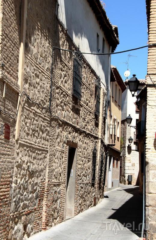 Средневековое лицо бывшей испанской столицы: улицы Толедо / Испания