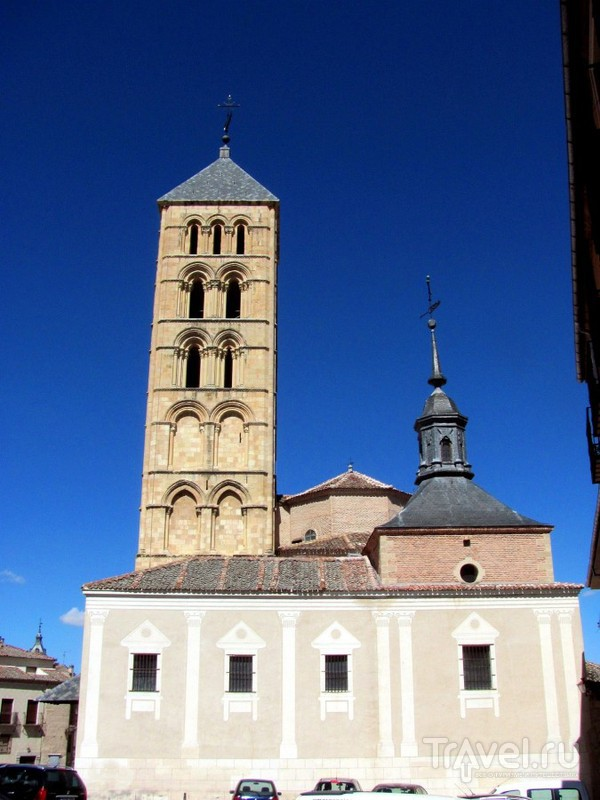Сеговия: акведук, многочисленные церкви и кафедральный собор / Фото из Испании
