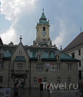 Путешествие по европейским городам 2014. Братислава / Словакия