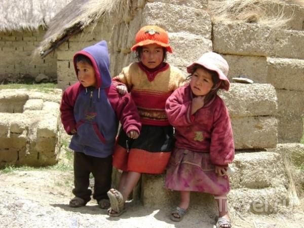Волонтёрство в Перу / Фото из Перу