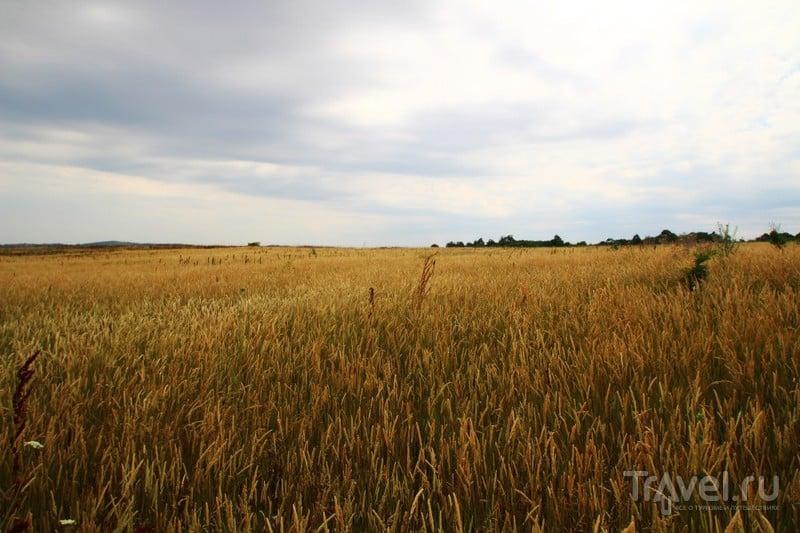 Пейзажи Болгарии. С высоты Шипкинского перевала / Фото из Болгарии