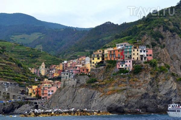 Пятиземелье - Cinque Terre / Италия