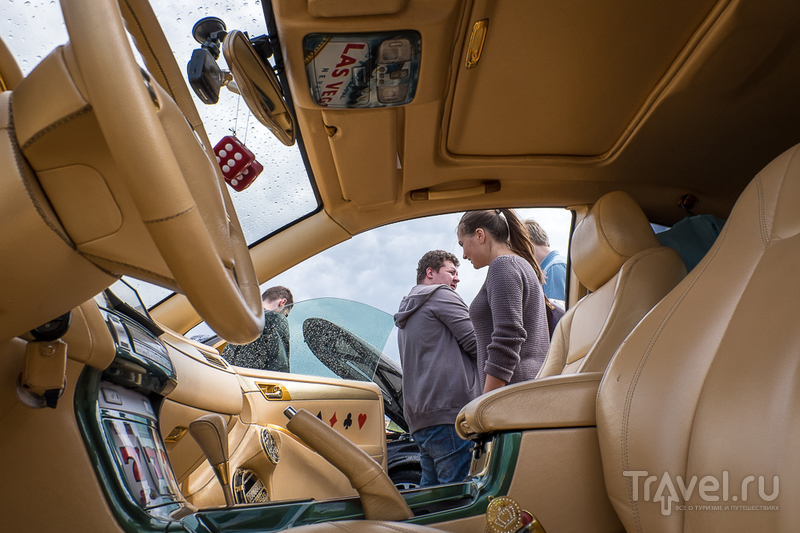Автомобили будущего, прибывшие из прошлого... / Фото из России