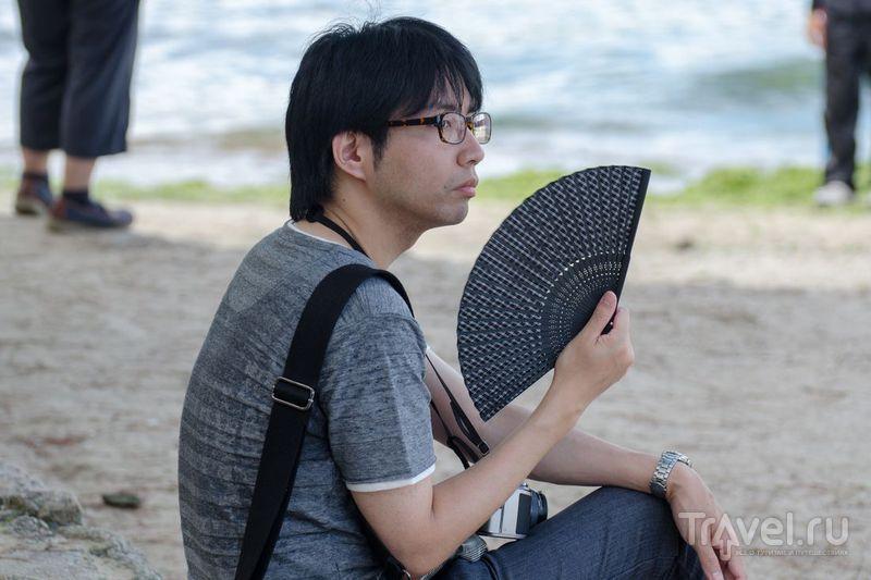 Остров Миядзима: Лица / Япония