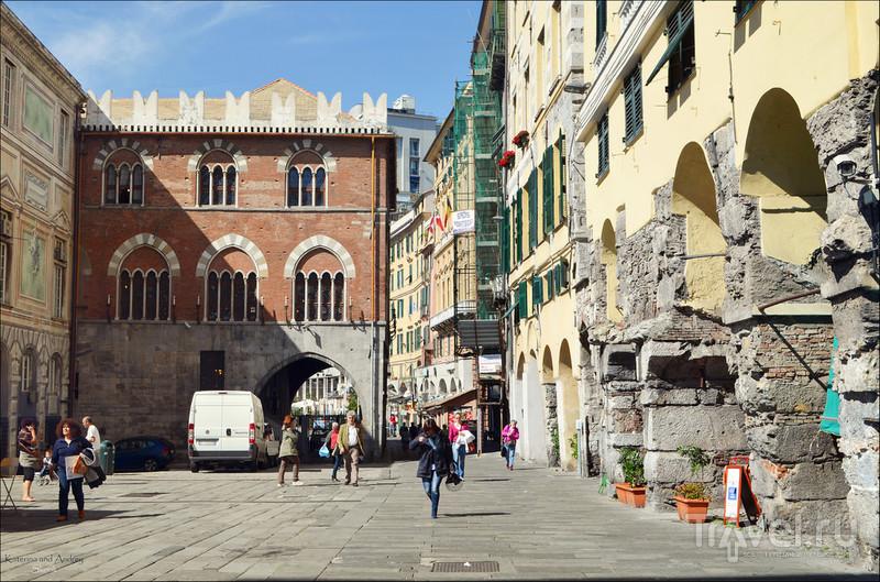 Портовая Генуя. Италия, май 2014 / Фото из Италии
