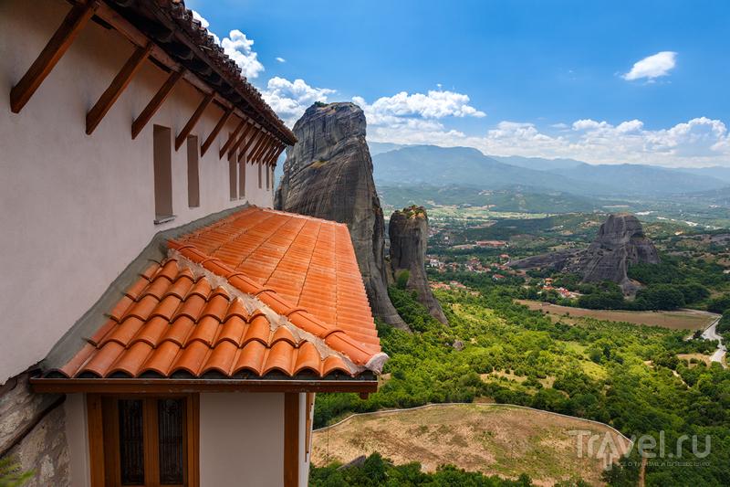 Греция в начале сезона. Метеоры / Фото из Греции