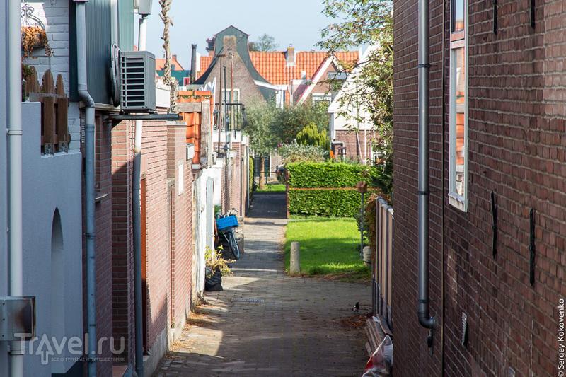 Волендам и остров Маркен, Нидерланды: прогулки по улицам / Фото из Нидерландов