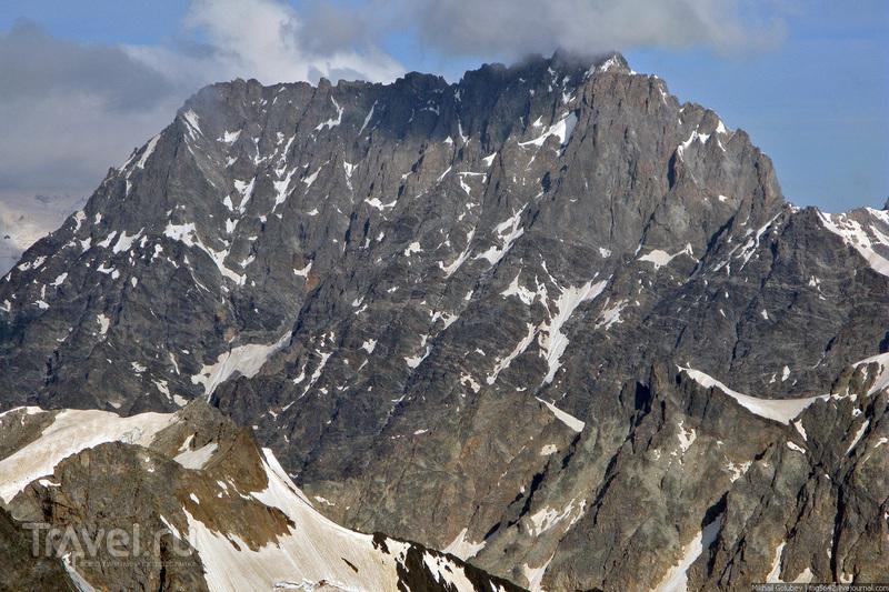 О вершинах Кавказа. Уллутау и Башильтау / Фото из России