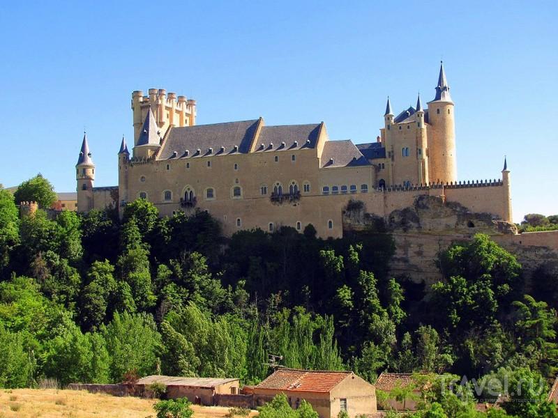 Сеговия: Алькасар / Испания