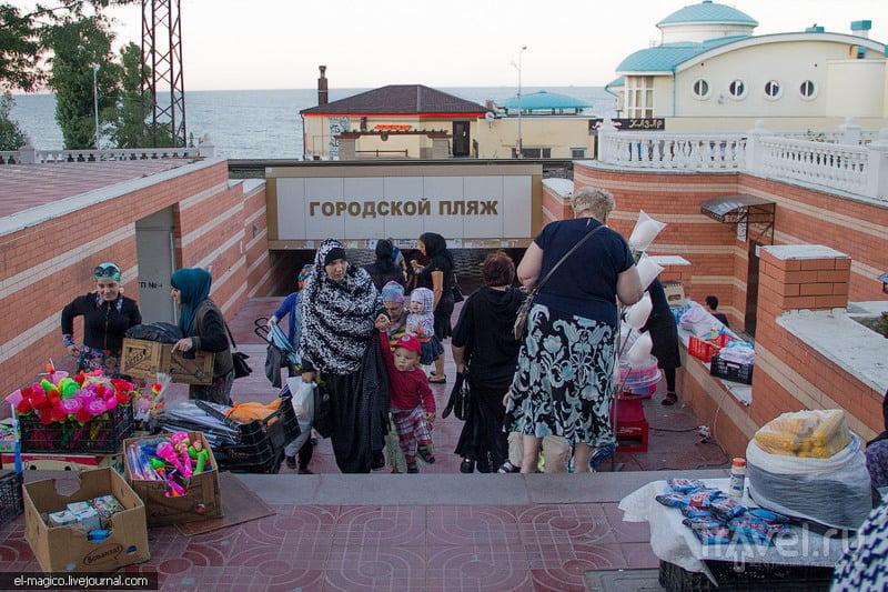 Типичный Дагестан: боевики, хиджабы, красные мокасины, братухи-борцухи и заниженные Приоры / Россия