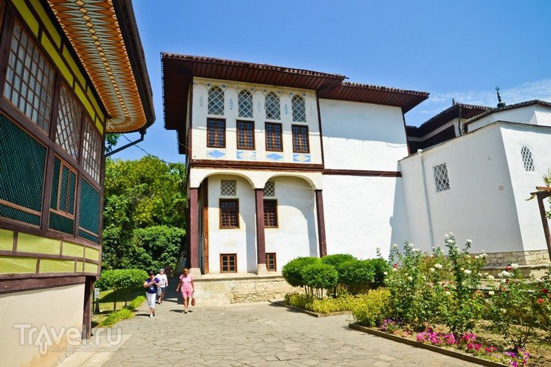 Ханский дворец, в столице крымских татар / Россия