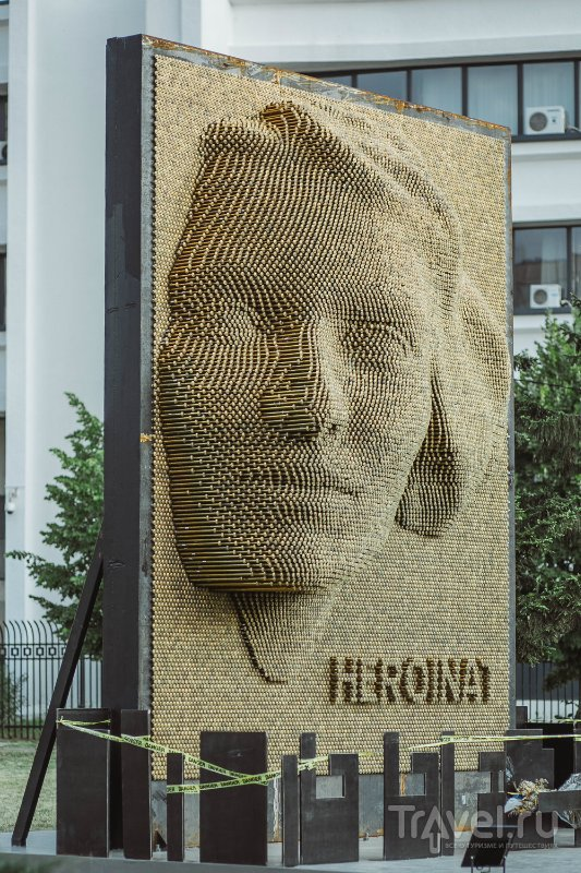 Приштина - новорожденная столица / Сербия