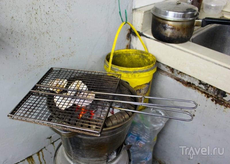 Пинанг - кулинарная столица Малайзии / Малайзия