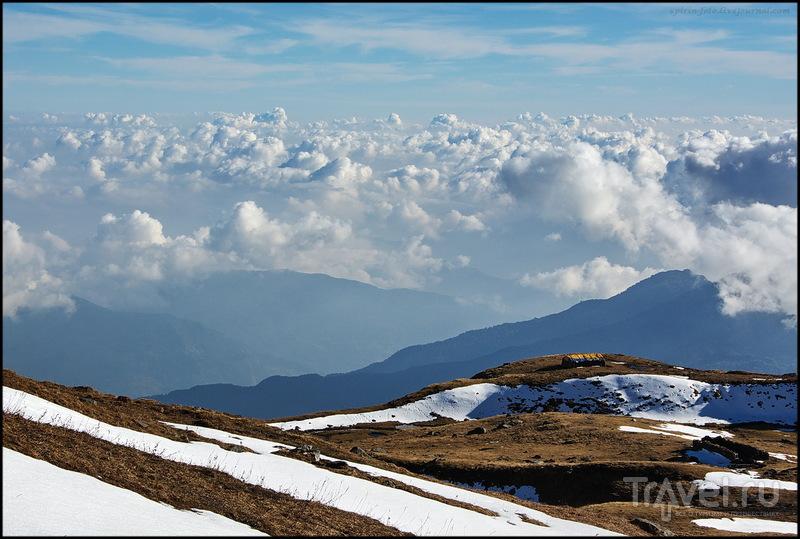 Трек к базовому лагерю Аннапурны / Фото из Непала