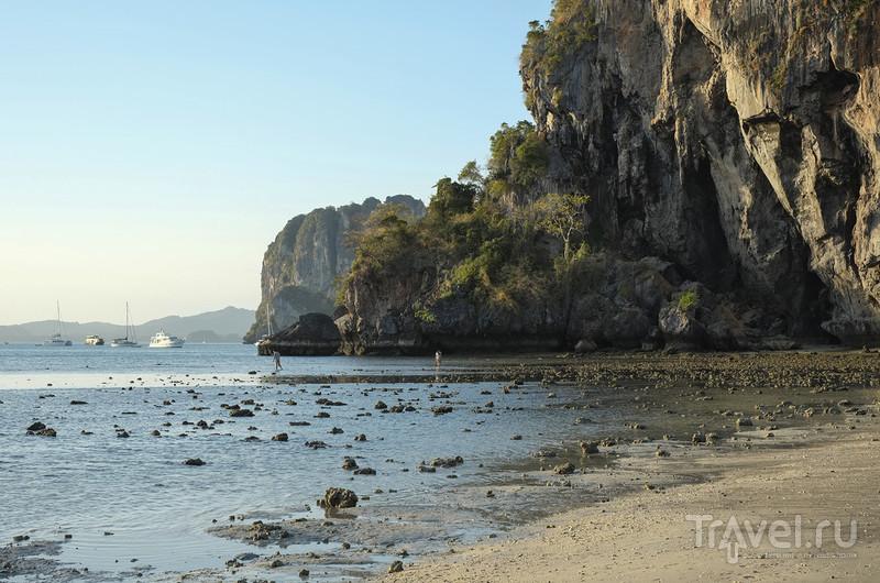 Краби: полуостров Рейли / Фото из Таиланда