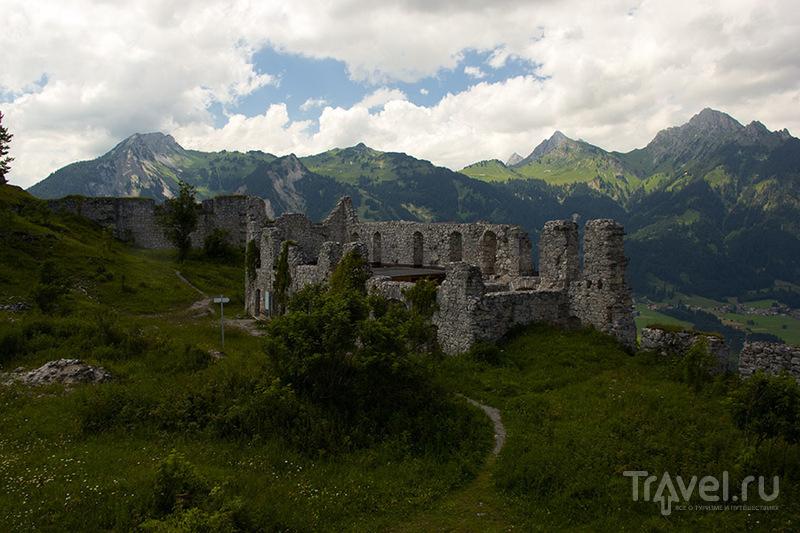 Форт Claudia и крепость Schlosskopf (Австрия) / Австрия