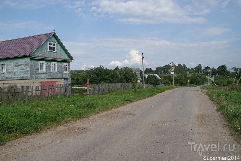 Село Карачарово / Россия