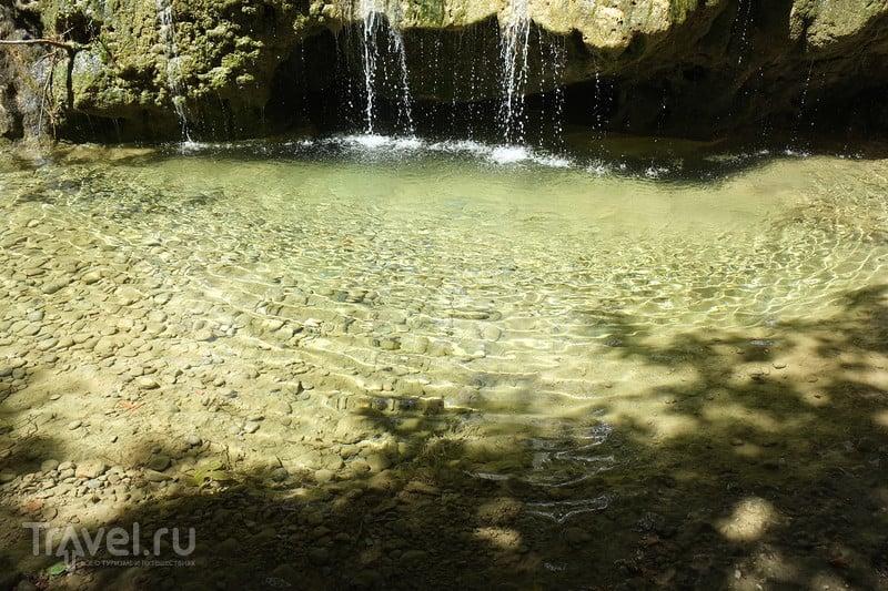 Milonas Waterfall, Крит / Фото из Греции