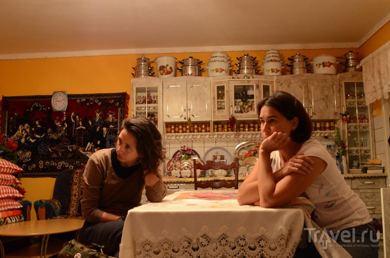 К цыганам в гости с ночёвкой / Румыния
