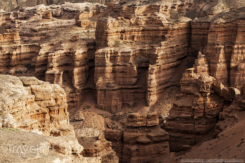 Чарынский каньон. Казахстан / Казахстан