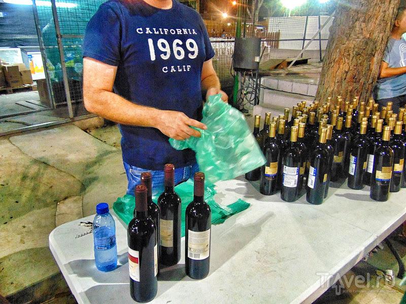 Фестиваль вина в Лимассоле 2015 / Кипр