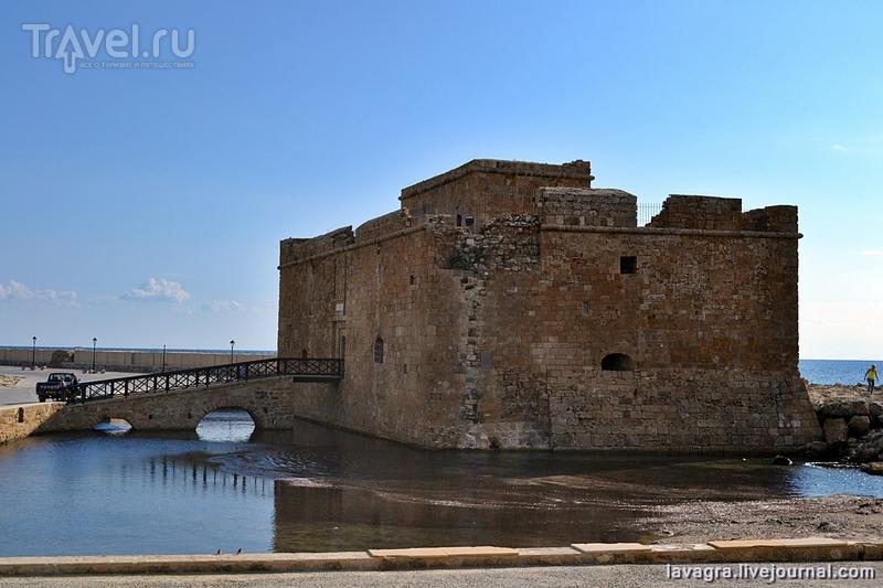 Пафос - испорченная туризмом и русскими эмигрантами жемчужина Кипра / Фото с Кипра