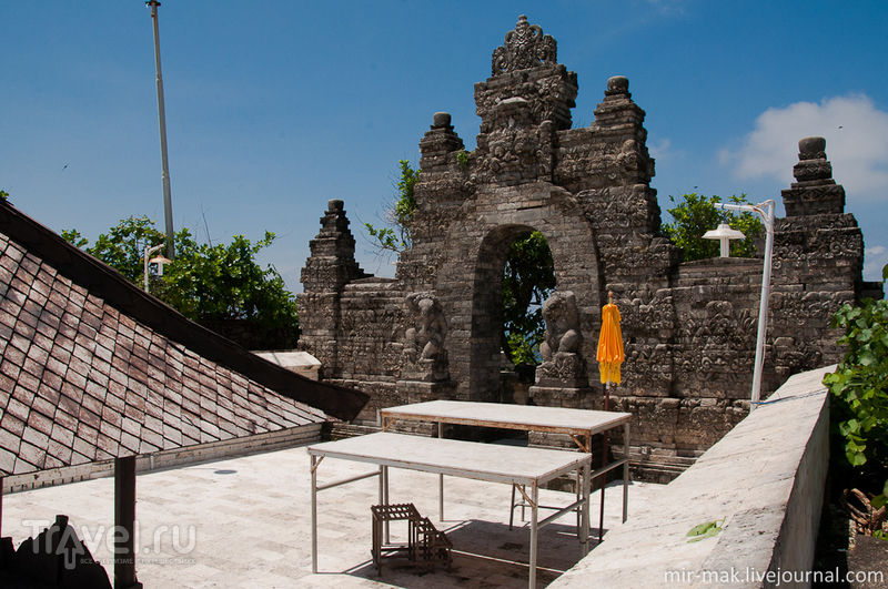 Храм Улувату, Бали / Фото из Индонезии
