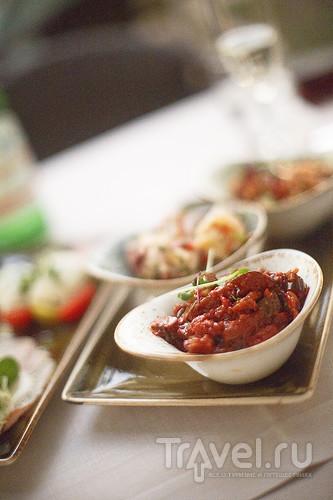 Как сицилийские традиции с гессенскими дружат: Ужин в Gusto, Villa Kennedy / Германия